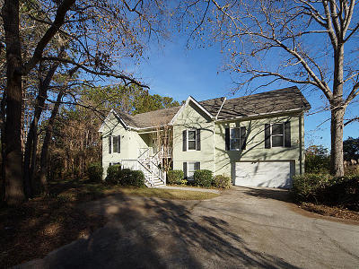 Charleston Single Family Home For Sale: 106 Berkshire Drive