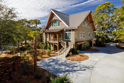 Kiawah Island Single Family Home For Sale: 121 Halona Lane