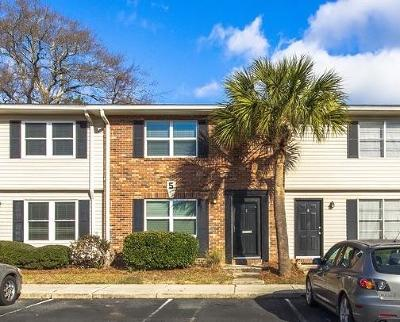 Charleston Attached Contingent: 415 Parkdale Drive #5-C