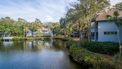 Kiawah Island Attached For Sale: 4839 Green Dolphin Way