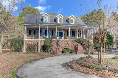 Dunes West Single Family Home For Sale: 1809 Shell Ring Circle