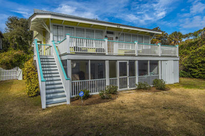 Folly Beach Single Family Home Contingent: 906 E Arctic Avenue