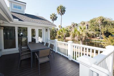 Isle Of Palms Single Family Home For Sale: 25 Fairway Oaks Lane