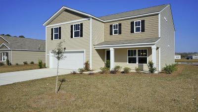 Summerville Single Family Home For Sale: 463 Zenith Boulevard
