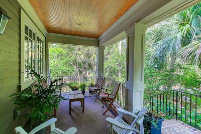 Kiawah Island Single Family Home For Sale: 8 Airy Hall