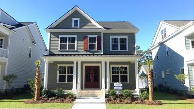Mount Pleasant Single Family Home For Sale: 1363 Rivella Drive