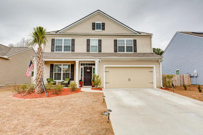 Single Family Home Contingent: 7702 High Maple Circle