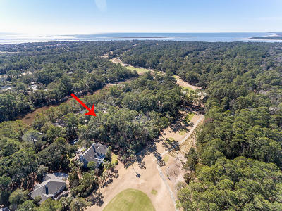 Seabrook Island Residential Lots & Land For Sale: 2490 Cat Tail Pond