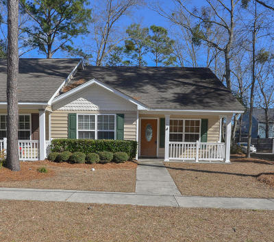 Johns Island Attached For Sale: 3255 Walter Drive