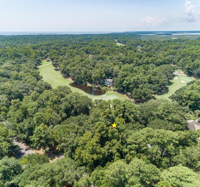 Seabrook Island Residential Lots & Land For Sale: 2837 Captain Sams Road