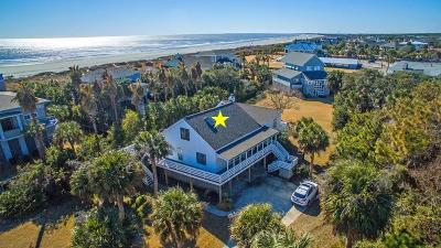 Isle Of Palms Single Family Home For Sale: 5 49th Avenue