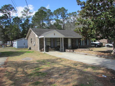 Summerville Single Family Home For Sale: 210 Ruth Anne Drive