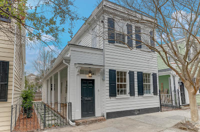 Single Family Home For Sale: 6 Trumbo Street