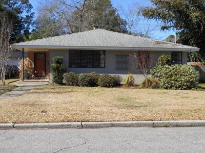 Charleston Single Family Home For Sale: 17 Clemson Street