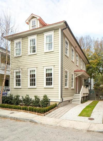 Single Family Home Contingent: 15 Radcliffe Place