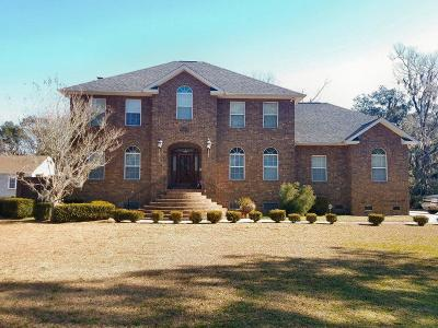 Single Family Home For Sale: 4386 Hwy 165