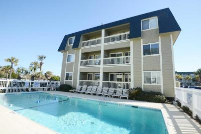 Isle Of Palms Attached Contingent: 1400 Ocean Boulevard #212 C
