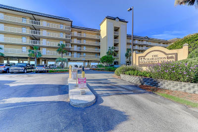 Folly Beach Attached For Sale: 201 W Arctic Avenue #421
