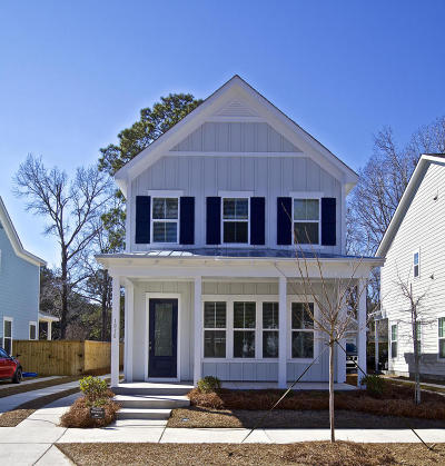 Charleston County Single Family Home Contingent: 1876 Fleming Woods Road