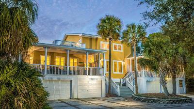 Sullivans Island Single Family Home For Sale: 2102 Atlantic Avenue