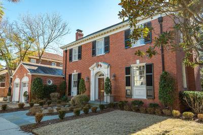 Charleston SC Single Family Home For Sale: $2,950,000