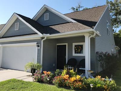 Mount Pleasant Single Family Home For Sale: 3833 Tupelo Church Lane