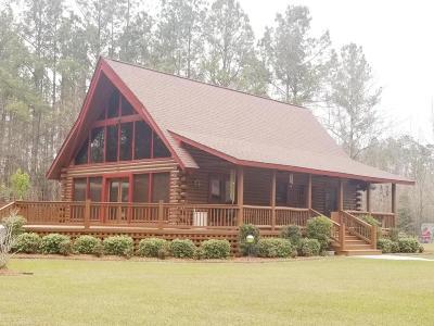 Walterboro Single Family Home Contingent: 322 Overlook Drive
