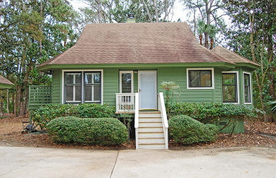 Seabrook Island Single Family Home Contingent: 2607 Seabrook Island Road