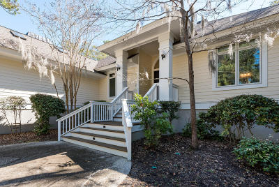 Seabrook Island Single Family Home For Sale: 2405 Cat Tail Pond