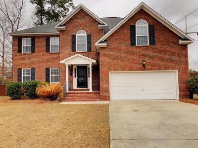 Goose Creek Single Family Home Contingent: 105 Shakespeare Court