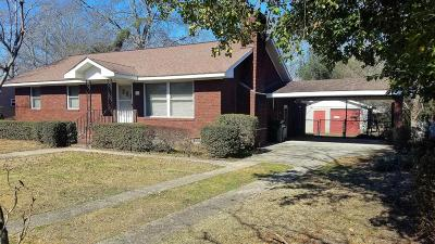 Goose Creek Single Family Home Contingent: 117 Lyle Road