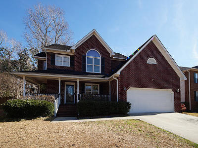 Goose Creek Single Family Home Contingent: 138 Winding Rock Road