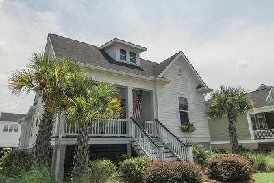 Daniel Island Single Family Home Contingent: 2502 Daniel Island Drive