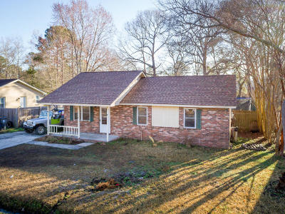 Goose Creek Single Family Home For Sale: 218 Mary Scott Drive