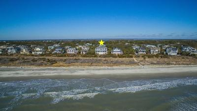 Isle Of Palms Single Family Home Contingent: 10 55th Avenue