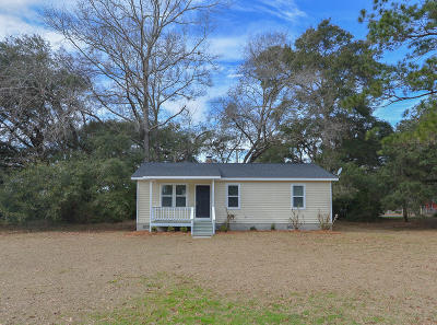 Johns Island Single Family Home For Sale: 3486 McGill Court