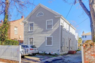 Charleston SC Multi Family Home For Sale: $1,050,000