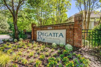 Charleston County Attached For Sale: 1755 Central Park Road #7108