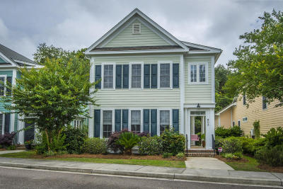 Charleston Single Family Home For Sale: 903 High Nest Lane