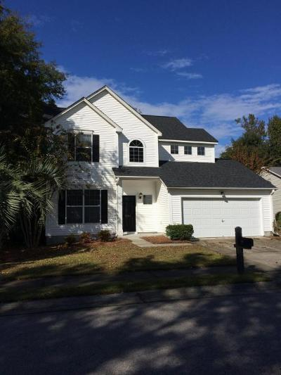 Mount Pleasant Single Family Home For Sale: 2704 Four Winds Place