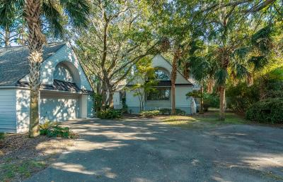 Kiawah Island Single Family Home For Sale: 254 Governors Drive