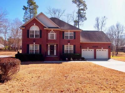 North Charleston Single Family Home For Sale: 5431 Cannondale Drive