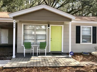 Johns Island Single Family Home For Sale: 3458 Johan Boulevard