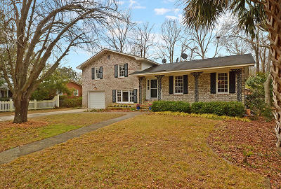 Charleston Single Family Home For Sale: 21 Huguenot Avenue