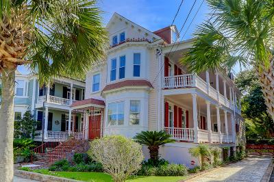 Charleston SC Single Family Home For Sale: $2,395,000