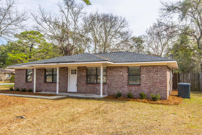Johns Island Single Family Home For Sale: 1533 Langston Drive