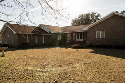 Single Family Home For Sale: 1362-B Carter Road