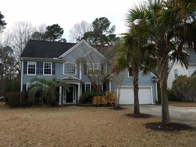 Single Family Home For Sale: 3125 Grass Marsh Drive