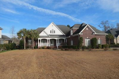 North Charleston Single Family Home Contingent: 4210 Club Course Drive