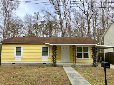 Summerville Single Family Home Contingent: 209 Challedon Drive
